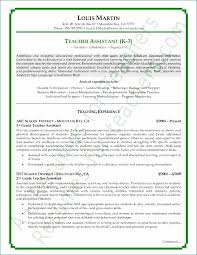 Latest Resume Format For Teachers Stunning Resume Examples For Teachers With Experience Best Resume Example