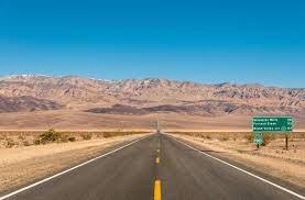 Bezienswaardigheden Death Valley ...