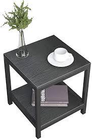 SogesPower End Table,<b>2</b>-<b>Tier</b> Side Table <b>Coffee Table</b> Night Stand ...
