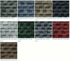 Gaf Shingle Colors Timberline Ultra Roof Shingle Colors Gaf