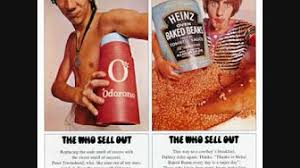 The <b>Who Sell Out</b>