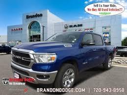 New Ram Trucks For Sale Near Denver At Brandon Dodge On Broadway