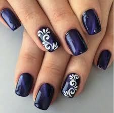Gel Nails Designs Ideas 45 easy nail polish ideas and designs 2016