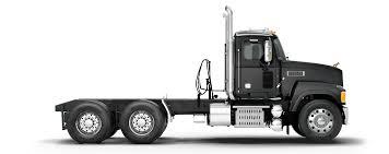 Pinnacle Specs Mack Trucks