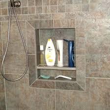showers shower soap dish stone cold tile inc shower niches soap dishes seats regarding shower