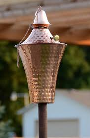 Outdoor Gas Lamps And Lighting  Tempest TorchBackyard Torch