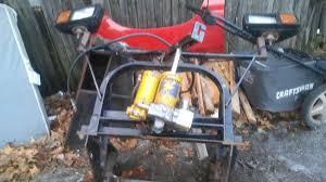 everything works fine its a meyer shovel system but everything works fine tools