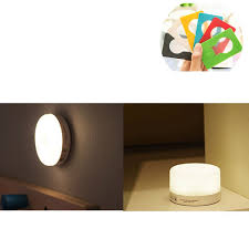 Light Touch Is Sensed By The Woolala Touch Light Led Adjustable Brightness Tap Light Push