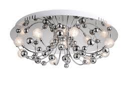 6088 17 Paul Neuhaus Genna Deckenleuchte Deckenlampe 9x20w