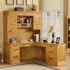stunning home office warm solid oak. Stunning L Shaped Desk With Drawers Walmart Wooden Shelves Home Office Warm Solid Oak R
