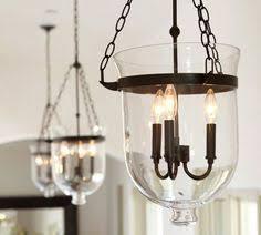 pendant lantern lighting. pottery barn hundi lantern bell jar pendant only 40 watt bulbs kitchen light lighting
