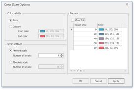 Coloring Devexpress End User Documentation