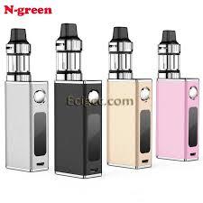 cool big breathing electronic e pen cigarette kit vape tank 20w 50w adjule