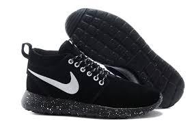 black nike running shoes for girls. cheap air jordans for sale nike roshe run hi top suede girls womens running shoes black n
