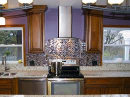 Tags: contemporary style  kitchens  purple photos ...