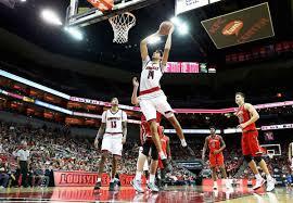 Louisville Cardinals Basketball Seating Chart College Basketball Made Louisville Then Broke It Bloomberg