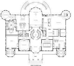 Marvelous Mansion Home Plans  House Ideas  Pinterest  House Floor Plan Mansion