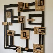wood 3d art sculpture wall art