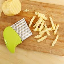 <b>1pcs French Fries Cutter</b> Vegetable Potato Chips Making Peeler ...