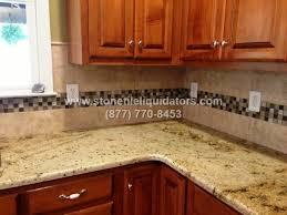 siena beige polished granite kitchen countertop
