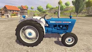 Ford 3000 Lights Ford 3000 For Farming Simulator 2013