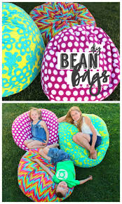 How to make a bean bags Bag Chair How To Make Bean Bag Chair Girl And Glue Gun How To Make Bean Bag Chair Girl And Glue Gun