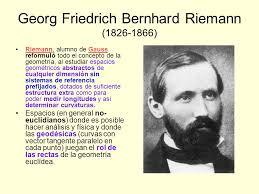 Resultado de imagen de Georg Friedrich Bernhard RIEMANN