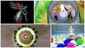 Marvelous DIY Mosquito Repellent Candles   How To Get Rid Of Mosquitoes In Friendly  Way