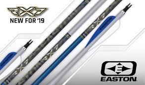Rx7 The Ultimate Indoor Recurve Arrow Shaft Easton Archery