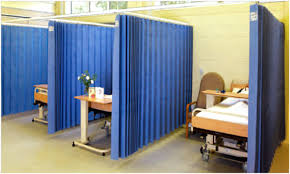 office cubicle curtains. Delighful Office Inspiring Curtains For Office Cubicles Ideas With Cubicle Curtain  In An Building M And
