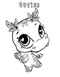 Hippopotamus Coloring Page Trustbanksurinamecom