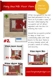 Feng Shui - Often recognized as the 2nd best bed placement it is my first as