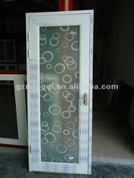 bathroom doors with frosted glass. pvc glass bathroom doors with pattern frosted interior i