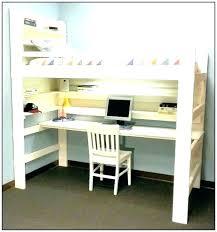 office desk bed. Desk Loft Bed Bunk Office Beds With . S