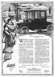first electric motor car. The Detroit Electric Car First Electric Motor Car