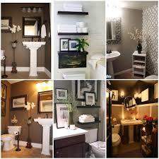 Trendy Half Bath Decorating Ideas Pinterest 13 Best 25 Bathroom