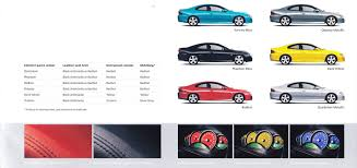 Vf Commodore Colours Chart 72 Perspicuous Holden Commodore Colour Chart