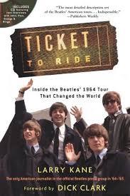 de bedste ideer inden for ticket to ride beatles pa  ticket to ride inside the beatles 1964 tour softcover w cd
