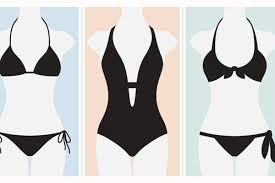 Swimsuit Body Type Chart Everything You Need To Know About Finding The Best Swimsuits