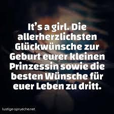 Its A Girl Die Allerherzlichsten Glückwünsche Zur Geburt Eurer