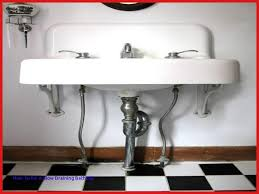 how to fix slow draining bathroom sink