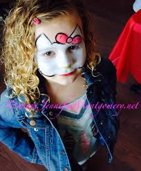 o kitty face painting philadelphia crazyfaces face painting