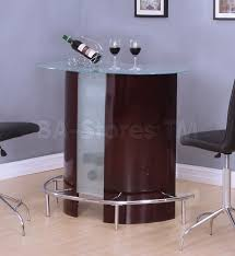 bar pub tables sets vindex half round bar table af 712952 with half circle bar table prepare