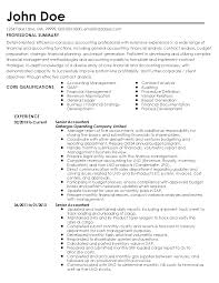 professional senior accountant templates to showcase your talent resume templates senior accountant