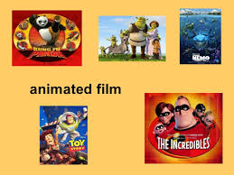 types of movies types of films vocabulary