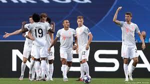 Todas las noticias relacionadas con el barça, venta de entradas, servicios al socio y las peñas e información sobre el club Starker Fc Bayern Demutigt Den Fc Barcelona In Denkwurdigem Viertelfinale Sport Dw 14 08 2020