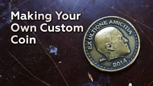 Design Your Own Challenge Coin Online Make Your Own Custom Coin 15 Steps With Pictures