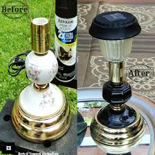 recycled solar lighting lamps full instructions