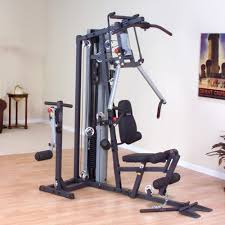 Body Solid Sbl460p4 Exercise Chart Body Solid G2b Bi Angular Weight Stack Home Gym Machine