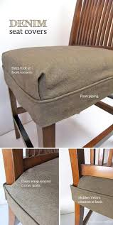 brilliant chair cushion covers gallery best chair seat covers ideas on dining chair seat also dining room chair cushions jpg